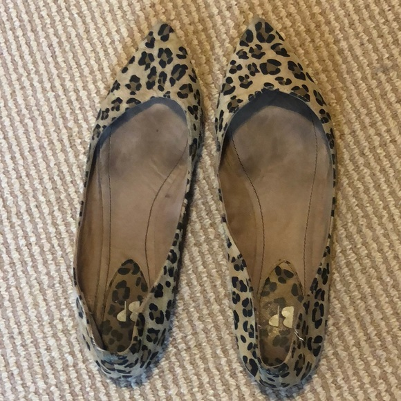 240cc5c40e0f bp Shoes | Leopard Print Flats | Poshmark